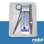Les Sets Ultra Compacts : set de pose de suture concept Éco instrument inox