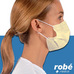 Masques d'isolement patient Haute Filtration Classe II,  filtration > 98 %
