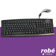 Clavier immergeable