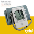 Tensiomètre bras électronique  COMPACT BP 101 FAHRENHEIT MEDICAL