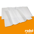 Essuie mains pliage W 125 feuilles pure ouate 23 grammes - Premium Extra blanc