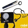 Pack complet diagnostic St�tho + Tensio + marteau + stylo