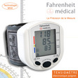 Tensiomètre poignet électronique T25 FAHRENHEIT MEDICAL