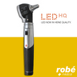 Otoscope Mini 3000 Heine éclairage FO à LED