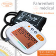 Tensiomètre bras électronique T90 FAHRENHEIT MEDICAL