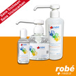 Gel hydroalcoolique antibactérien ROBE MEDICAL