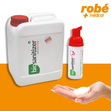 Lotion mousse pour désinfection des mains Saniswiss biosanitizer H - Pocket