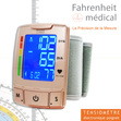 Tensiomètre poignet électronique TMB-1580 FAHRENHEIT MEDICAL