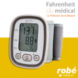 Tensiomètre poignet électronique TMB-1598 FAHRENHEIT MEDICAL