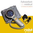 Tensiomètre électronique batterie rechargeable PRO B9 FAHRENHEIT MEDICAL