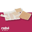 Pansements tissu extensibles,  Lot de 100