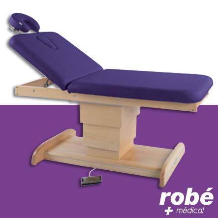 divan bois extra confort colonne centrale lectrique. Black Bedroom Furniture Sets. Home Design Ideas