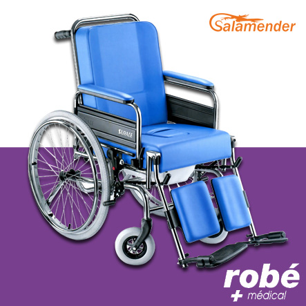 fauteuil roulant de confort avec garde robe salamender 789. Black Bedroom Furniture Sets. Home Design Ideas