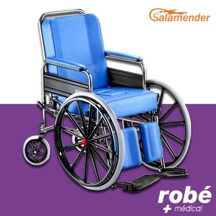 fauteuil roulant de confort avec garde robe salamender 777. Black Bedroom Furniture Sets. Home Design Ideas
