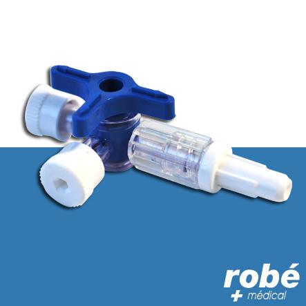 robinet 3 voies robinets et bouchons d 39 obturation rob. Black Bedroom Furniture Sets. Home Design Ideas