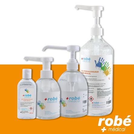 Distributeur De Gel Hydroalcoolique Automatique Purell Blanc