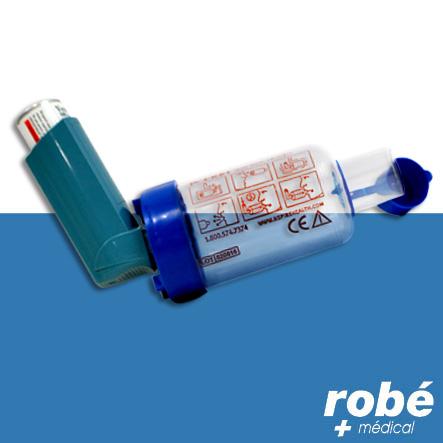 Chambre d 39 inhalation n buliseurs et inhalateurs rob for Chambre d inhalation