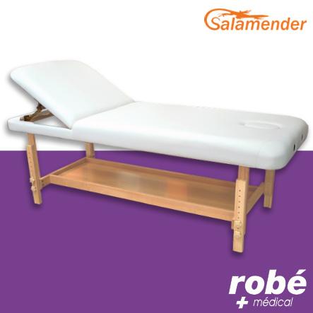 divan bois 2 parties pour massage et spa salamender. Black Bedroom Furniture Sets. Home Design Ideas