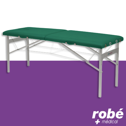 Table de massage pliante l g re et compacte ecopostural - Table esthetique pliante legere ...