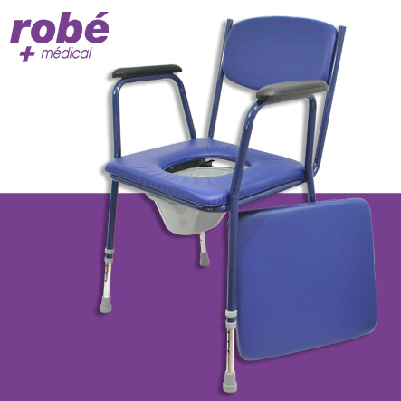 chaise perc e hauteur r glable avec accoudoirs salamender chaises gardes robes rob vente. Black Bedroom Furniture Sets. Home Design Ideas