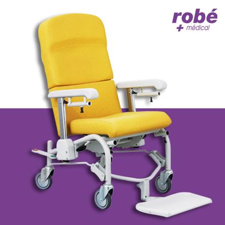 fauteuil de repos et de g riatrie fauteuils de repos rob vente mat riel m dical. Black Bedroom Furniture Sets. Home Design Ideas